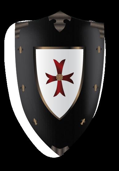 4 jgr inform225tica escudo medieval