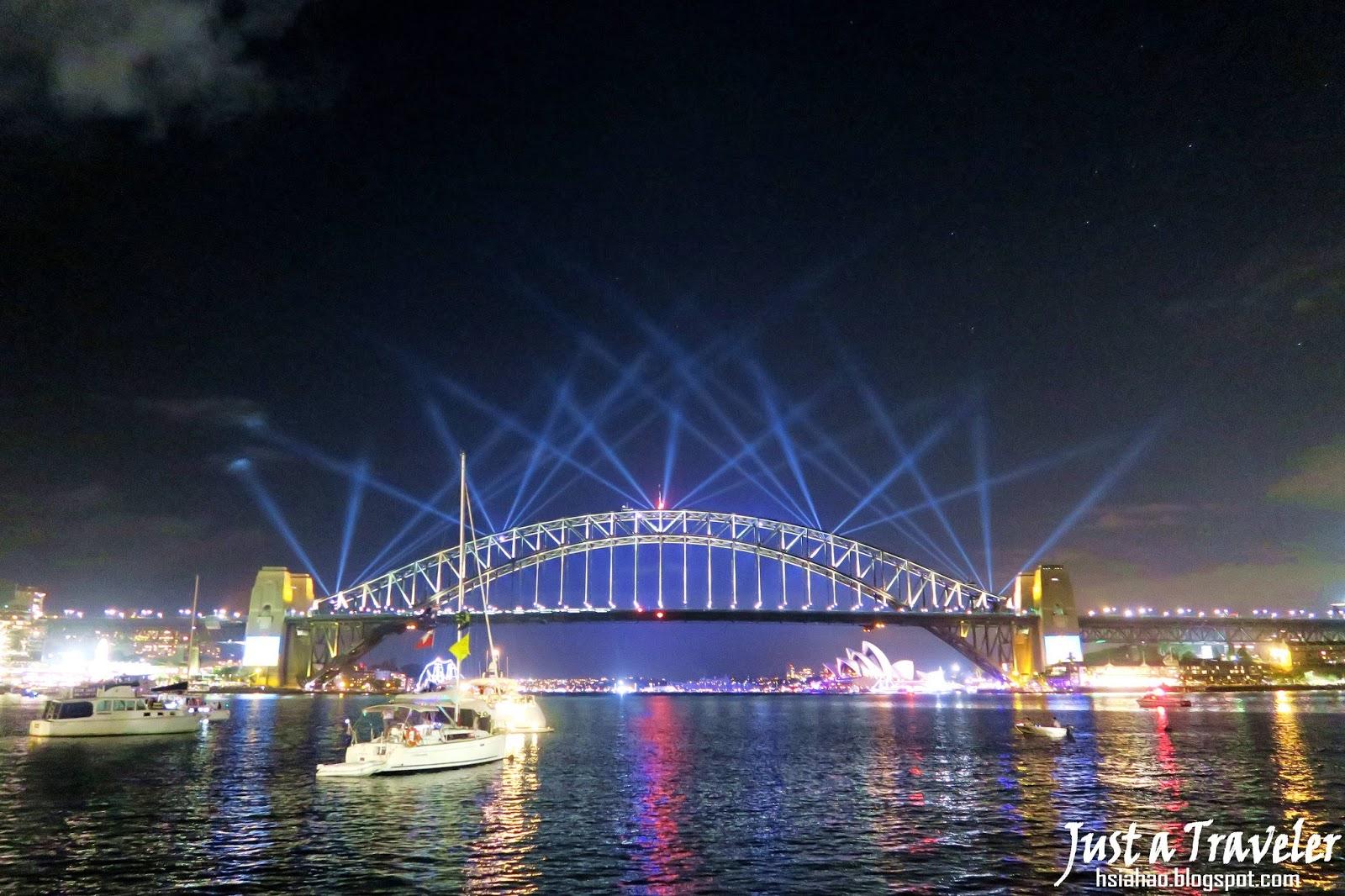 雪梨-跨年-煙火-賞點-推薦-旅遊-自由行-澳洲-Sydney-Tourist-Attraction-Travel-Australia