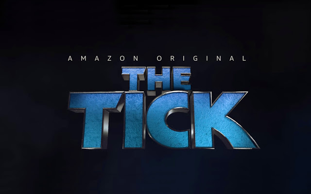 Amazon Original The Tick Logo