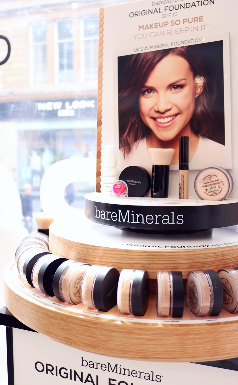 Powder x bareMinerals Event Glasgow Original Foundation SPF 15