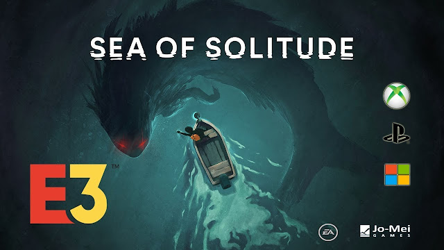 """""""Sea of Solitude"""" Game phiêu lưu hành động kinh dị 2019"""
