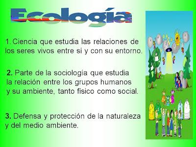 ecología como ciencia