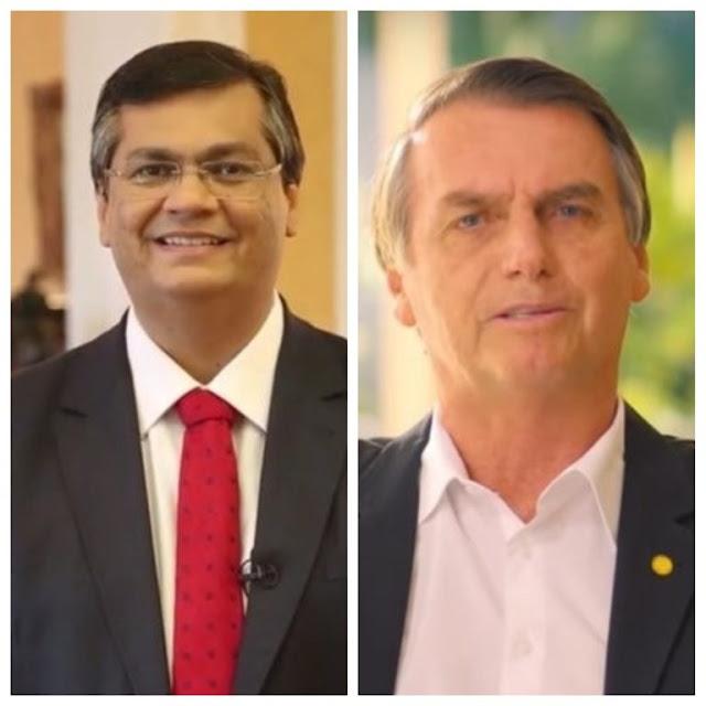 """Flávio Dino sobre Bolsonaro: """"Medíocre, fraco, omisso"""""""