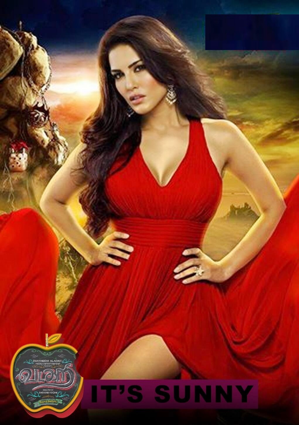 Movies Blog Sunny Leone Having Fun Juggling Between -7647
