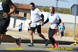 Clasificaciones y Fotos Carrera 10 km Leon 2018