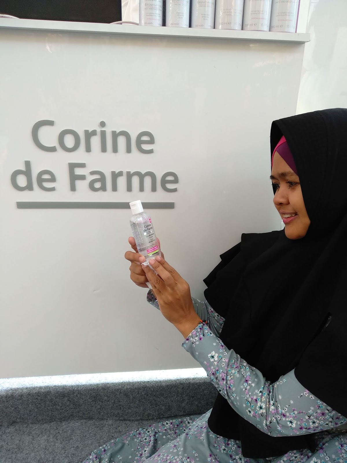 Corine De Farme Micellar Water Review Minyak Jerawat