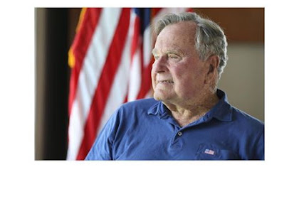 41st President Of the U.S.A, George Bush, Dies at 94