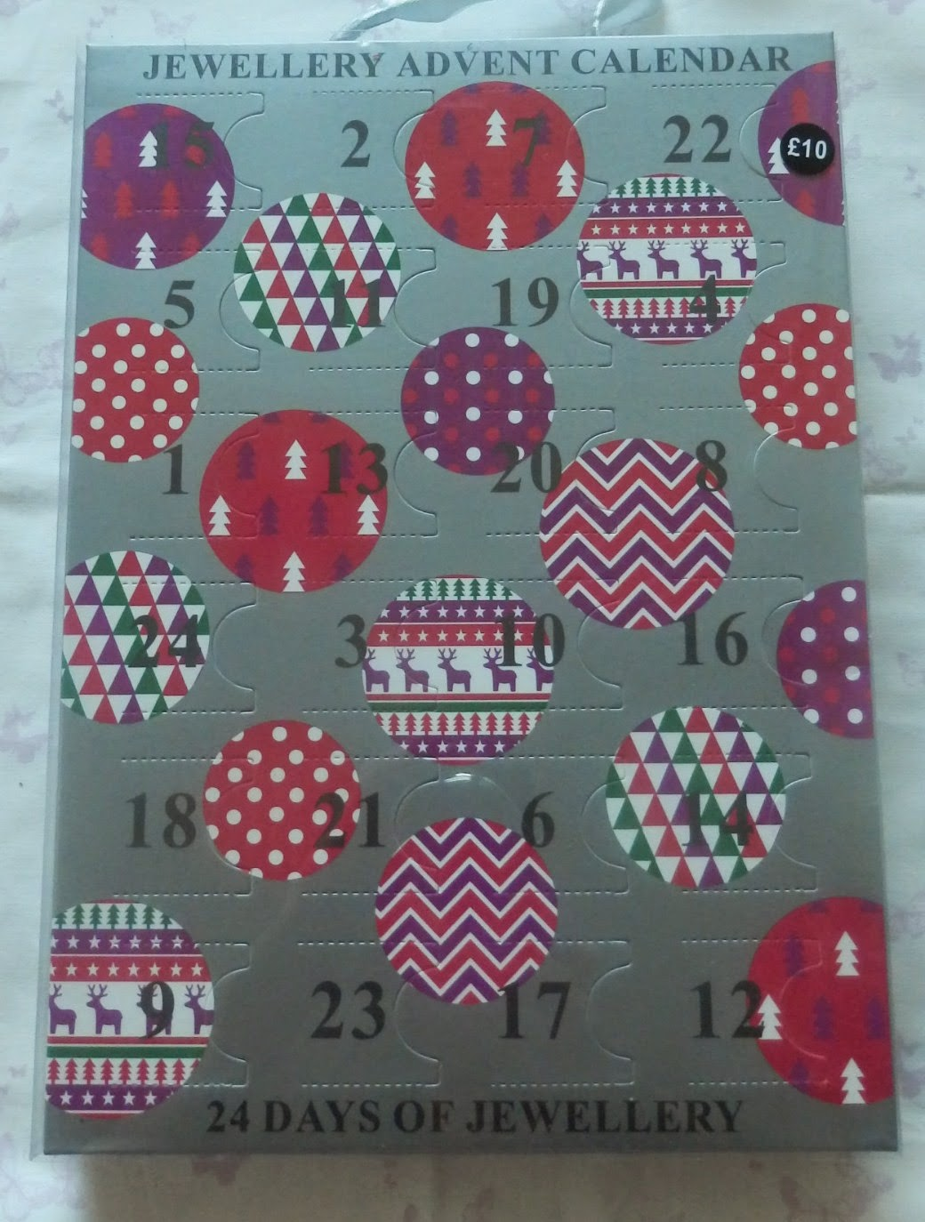 Primark Jewellery Advent Calendar Giveaway