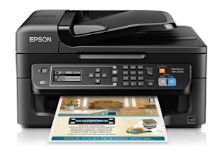 Epson WorkForce WF-2630WF Driver Download, Review free