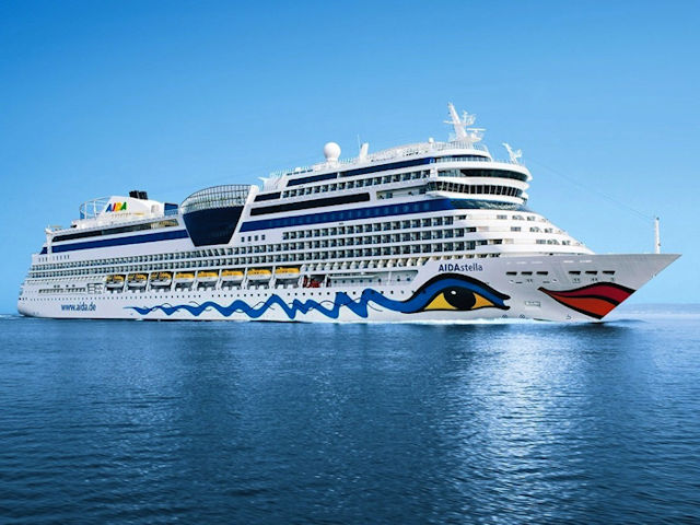 AIDAstella Mittelmeer Kreuzfahrt