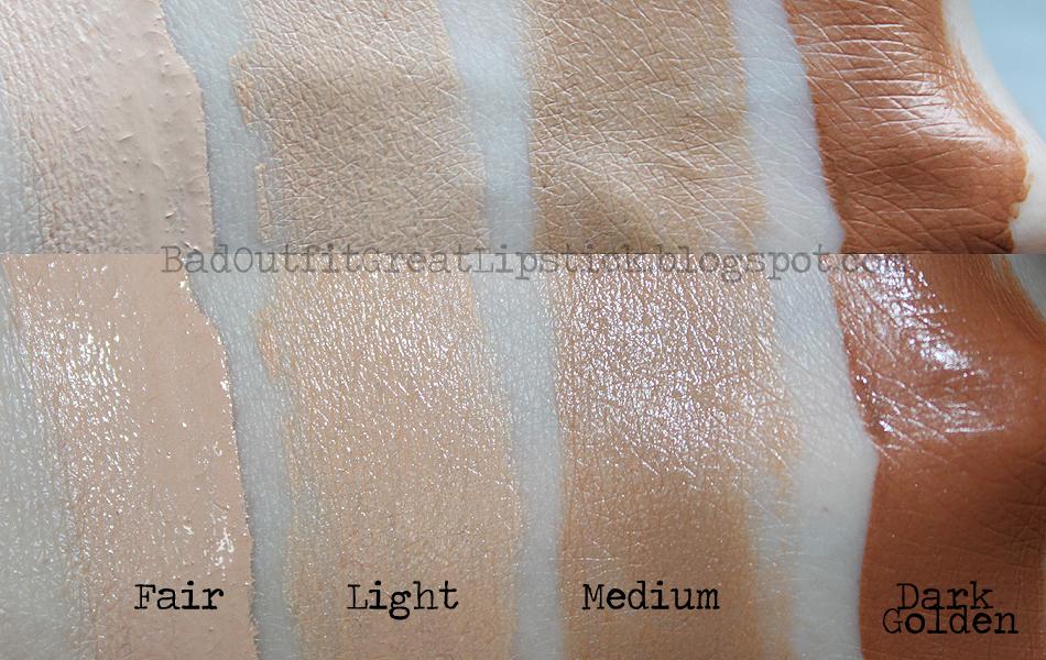 Bad Outfit Great Lipstick Review Becca Aqua Luminous