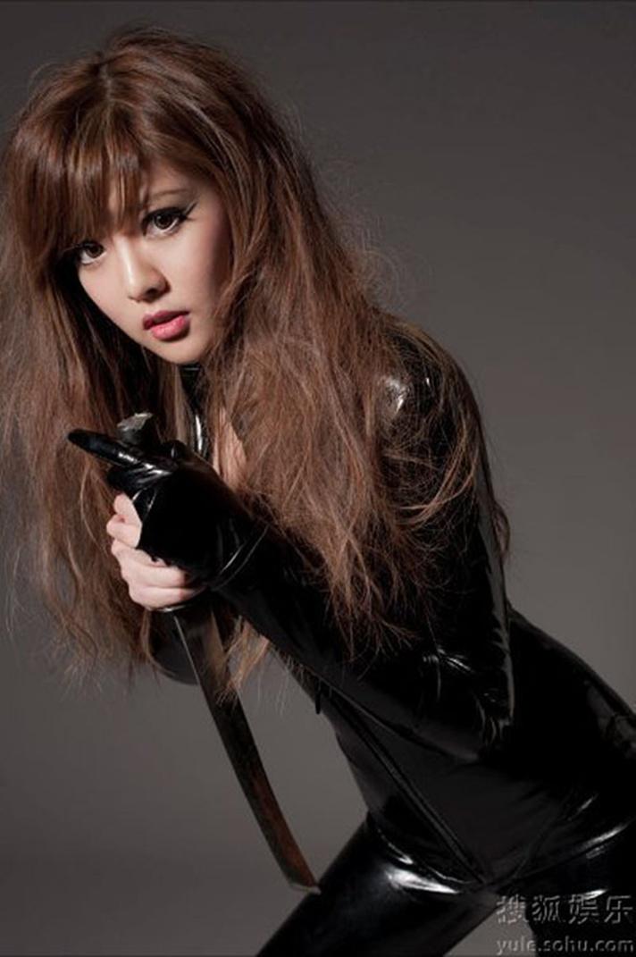 Celebrities Ninja Girl Cosplay Photography By Yumi