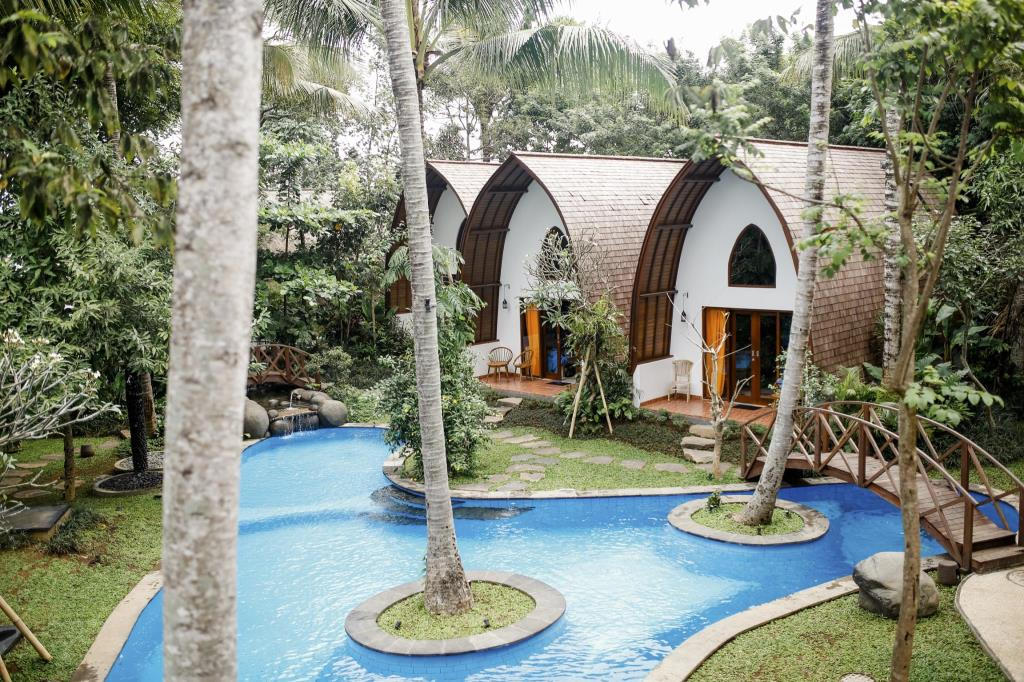 8 Villa Di Ubud Di Bawah 500 Ribu Dengan Kolam Renang