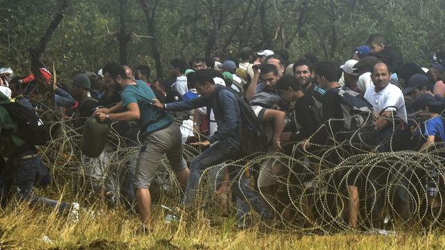 """Skopje: Konferenz """"Europäische Werte und die Bewältigung der Flüchtlingskrise"""""""
