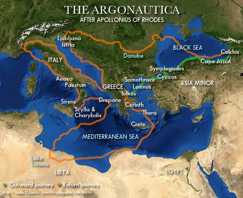 Apolloniu's Route