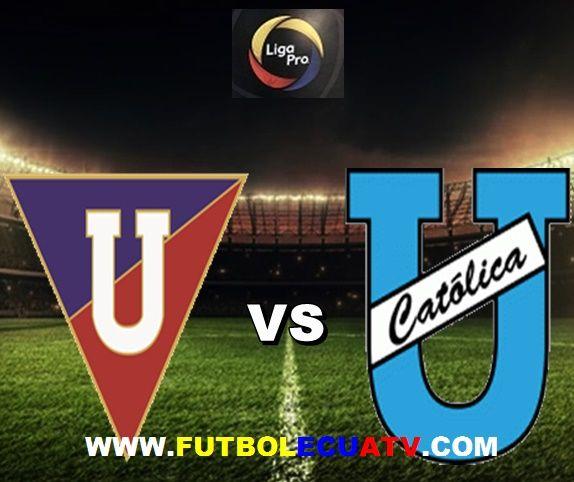 Liga de Quito se enfrenta a Universidad Católica en vivo desde las 19.15 horario local a jugarse en el reducto Rodrigo Paz Delgado por otro cotejo diferido de la fecha nueve de la Liga Pro Ecuador, siendo el árbitro Diego Lara León con transmisión de los canales oficiales DirecTV Sports, CNT y GolTV.