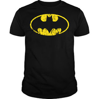 awesome Batman tee shirt design