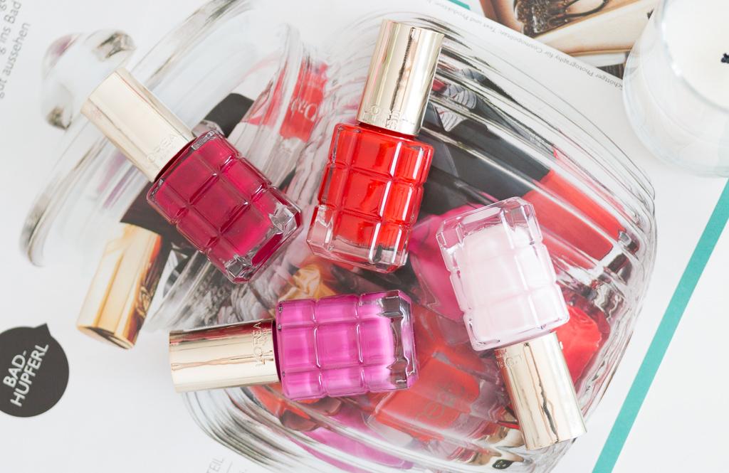 L'Oréal Paris Color Riche Le Vernis À L'Huile Nagellacke