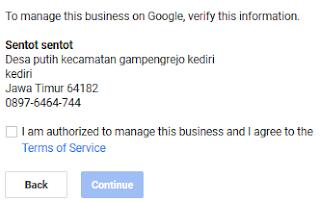 Cara mendaftar google my business3
