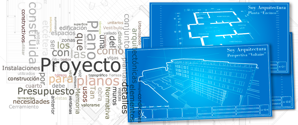arquitectura, planos, proyectos