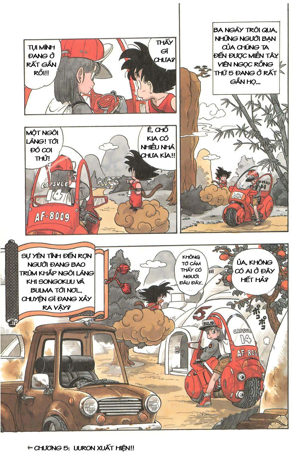 Dragon Ball chap 4 trang 15