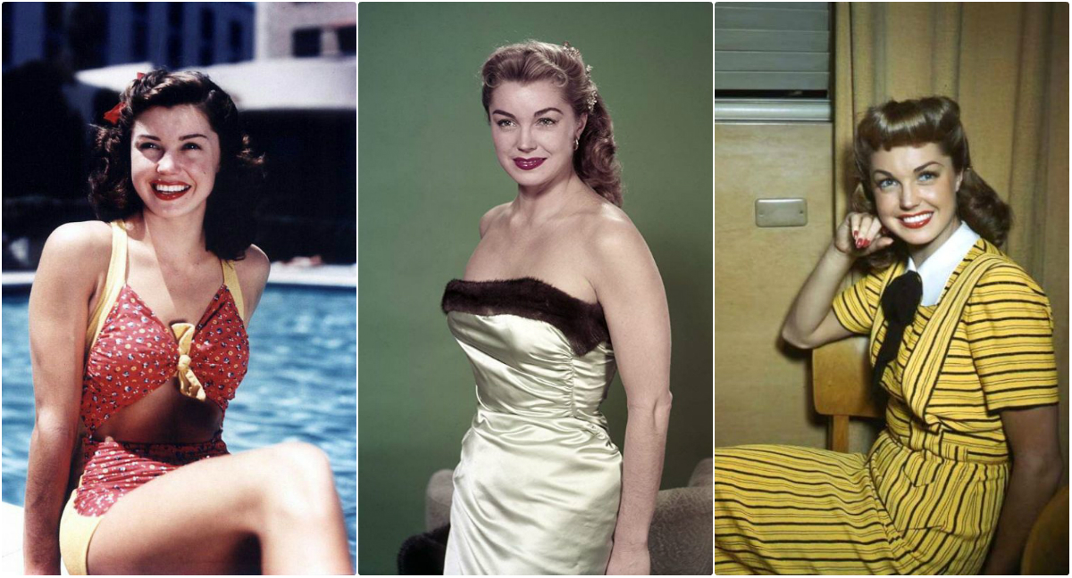 45 Glamorous Photos of Esther Williams in the 1940s and 1950s