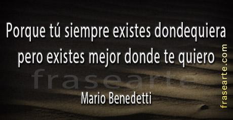 Poemas de amor Mario Benedetti – Corazón coraza