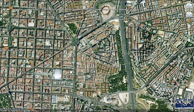 JUAN CARLOS GONZÁLEZ RENTERO ETA Madrid Comunidad de Madrid España 25 de Abril