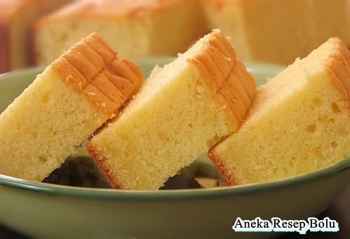 Resep Cotton Cheese Cake
