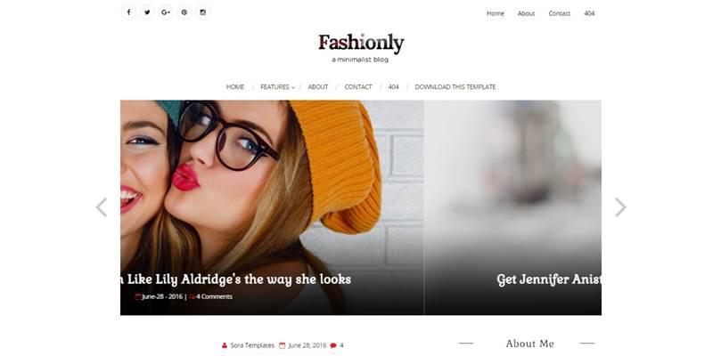 Cinco templates grátis para usar no blogger