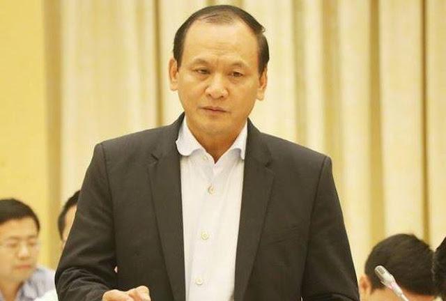 Thứ trưởng Giao thông Vận tải Nguyễn Nhật
