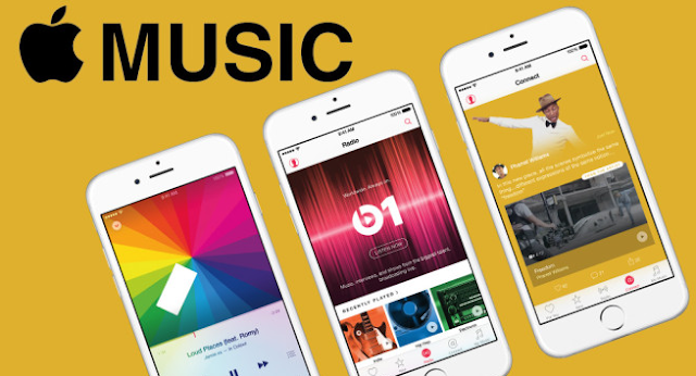 Apple Music in the test: Home Sharing comes back with iOS 9
