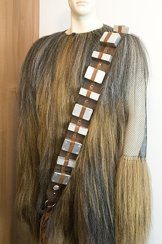 Homemade Chewbacca Suit Damn Cool Pictures
