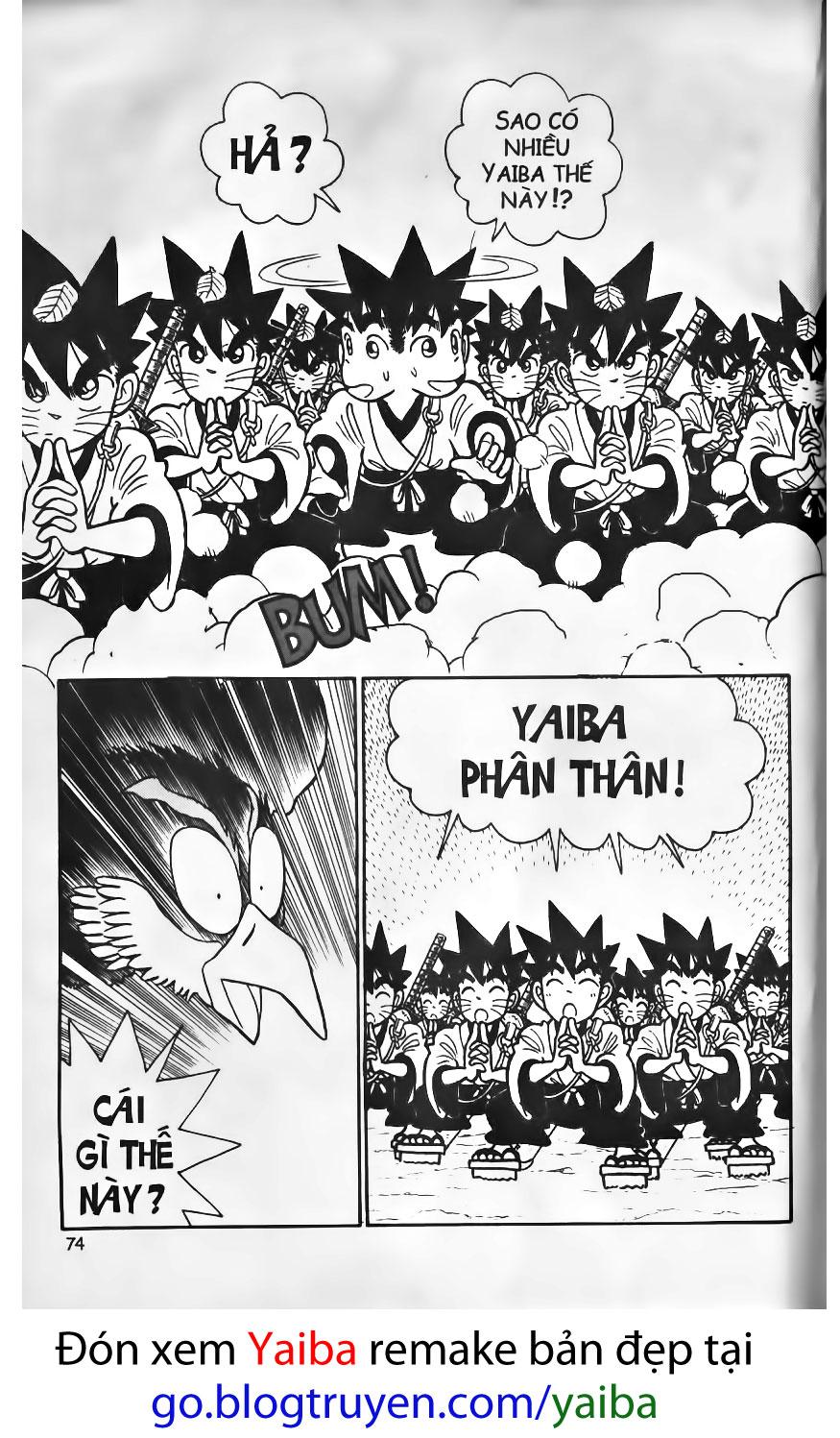 Yaiba chap 73 trang 17