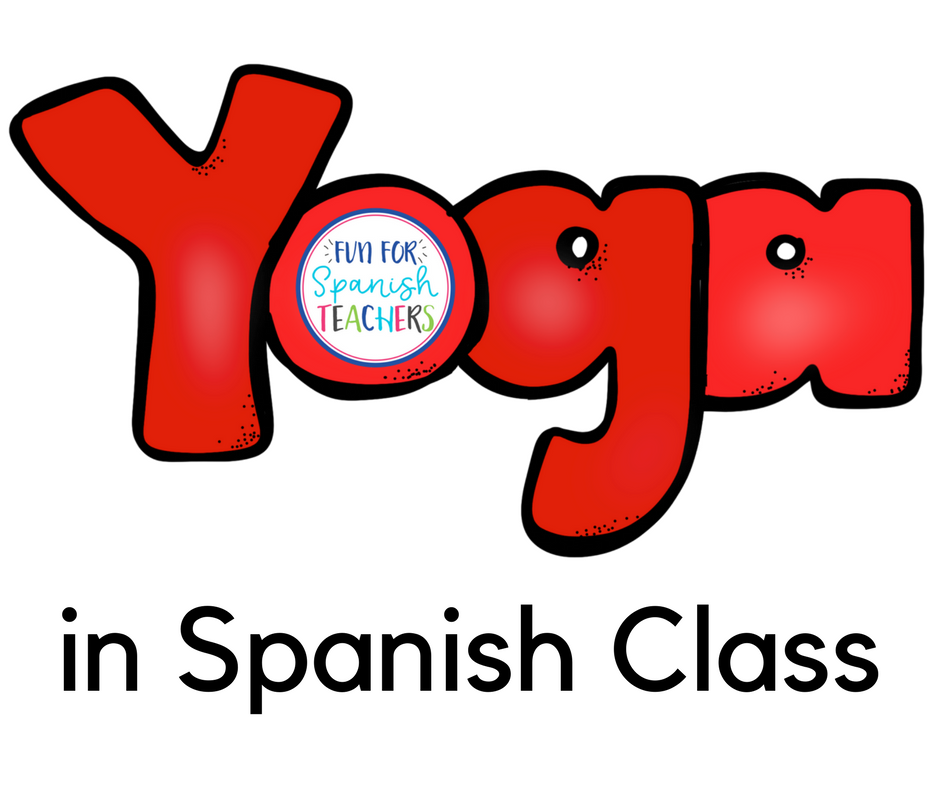 5 Easy Yoga Poses for Spanish Class