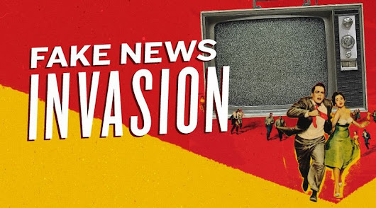 Fake News is Not the Real Story