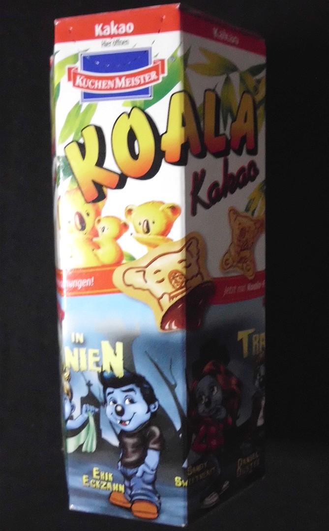 Aegons Snack Tagebuch Kuchenmeister Koala Kakao