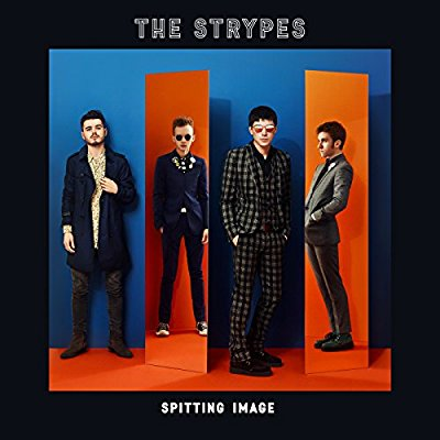 The Strypes - Spitting Image - Album Download, Itunes Cover, Official Cover, Album CD Cover Art, Tracklist