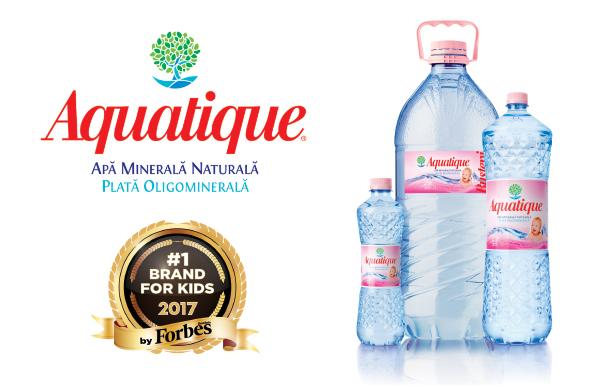Apa minerala plata pentru sugari si copii mici
