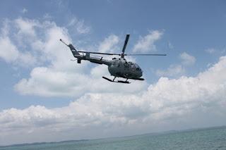 Pencarian Marinir AS hilang di Selat Malaka