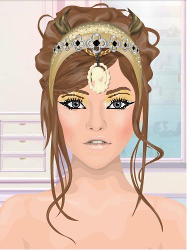 Come creare questo look  rossetto doth chiarissimo+lucidalabbra  phard doth  marrone chiaro 5fadb2dea301