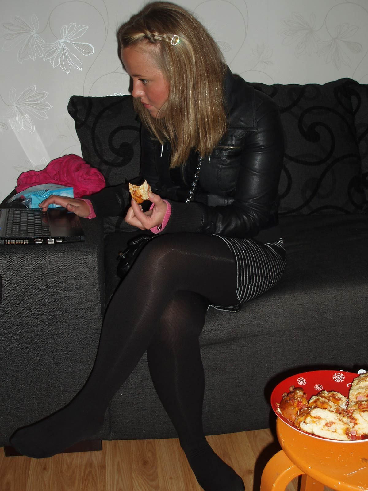 For All Pantyhose Fans 54