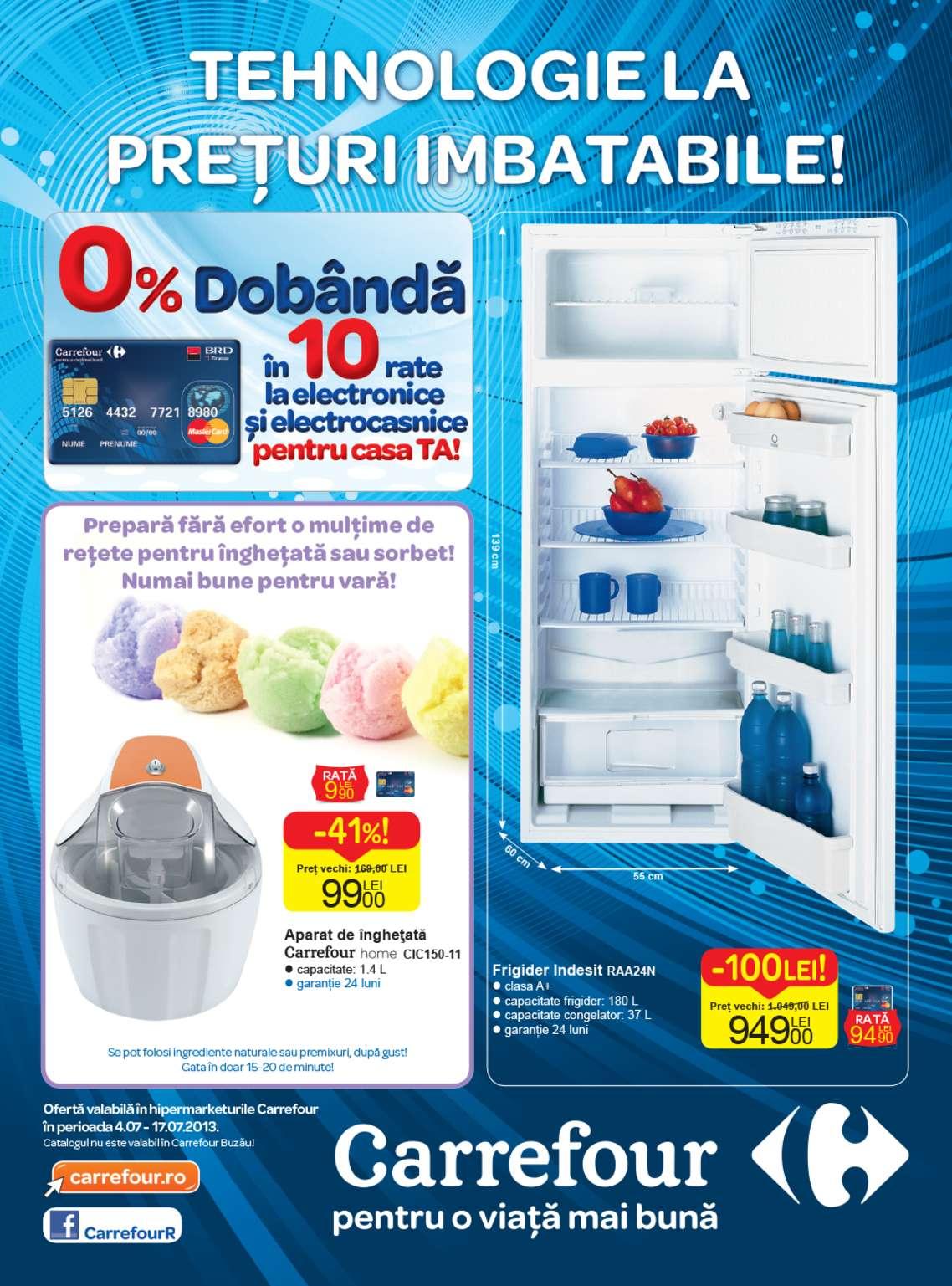 Catalog Oferte Si Promotii Oferta Carrefour Iasi Iulie 2013