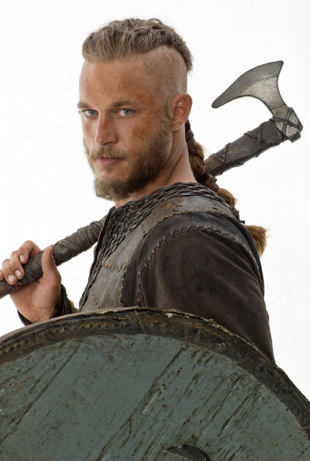 Travis Fimmel Vikings