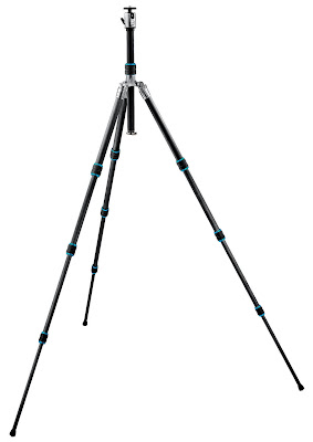 Gitzo 4 section carbon fibre tripod