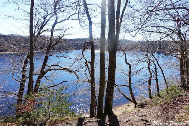 lac du lampy montagne noire