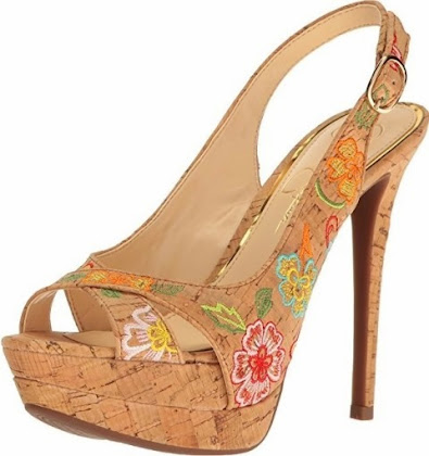 b9150b82c10 Jessica Simpson Flower Heels with Flowerful Blossoms the Powerful ...