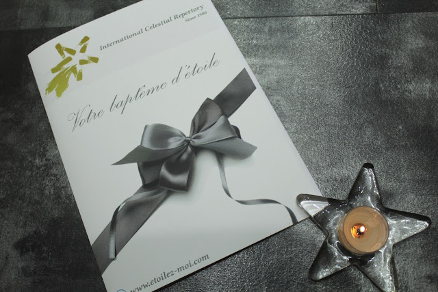 Offrez un cadeau original en baptisant une étoile + CONCOURS