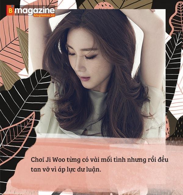 'Nữ hoàng nước mắt' Choi Ji Woo: mơ về một hạnh phúc nhỏ bé, giản dị - Ảnh 12