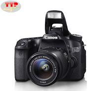 Máy ảnh Canon EOS 70D Kit 18-55 IS STM